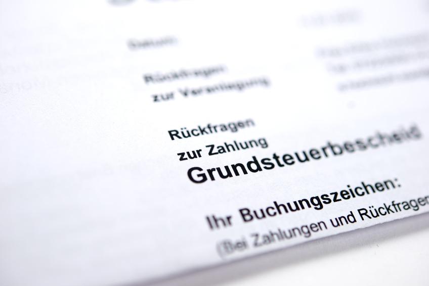 Wann kann ein Erlass der Grundsteuer wegen Leerstands verlangt werden?